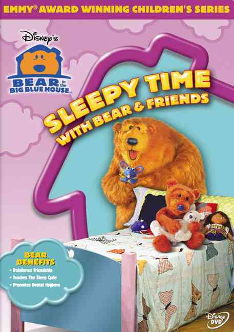 BEAR IN THE BIG BLUE HOUSE:SLEEPY TIM BY BEAR IN THE BIG BLUE (DVD)