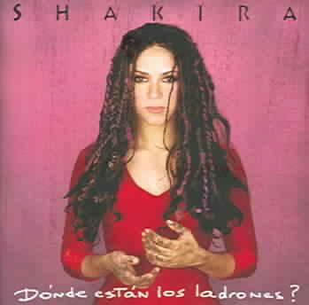 DONDE ESTAN LOS LADRONES BY SHAKIRA (CD)